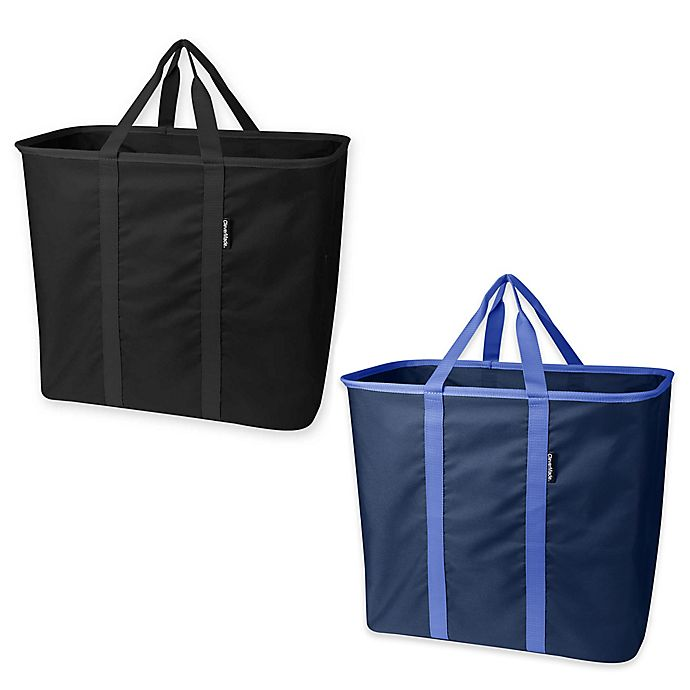 Alternate image 1 for SnapBasket XL Collapsible Laundry Tote/Carryall
