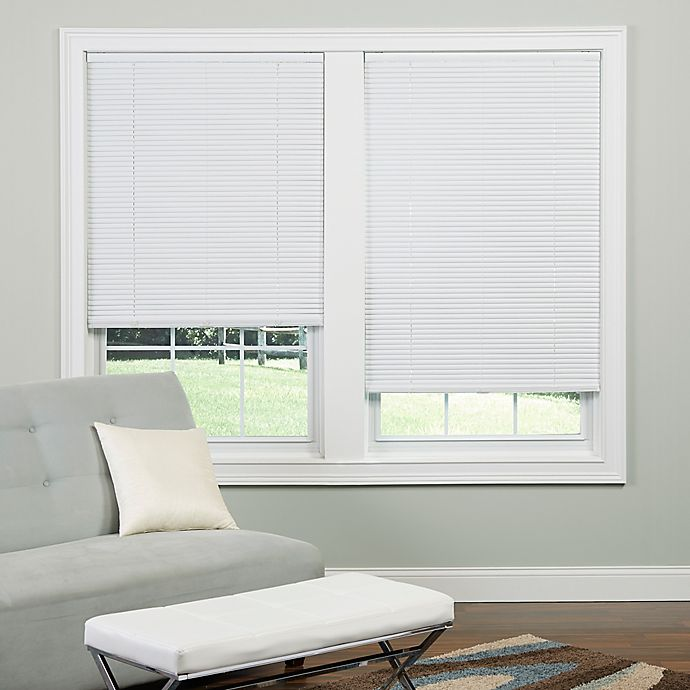 Bed Bath Beyond Blinds.1 Inch Cordless Mini Blinds Bed Bath Beyond