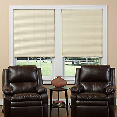 1-Inch Cordless Mini Blinds