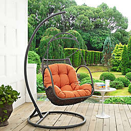 Modway Arbor Patio Stand-Alone Swing Chair