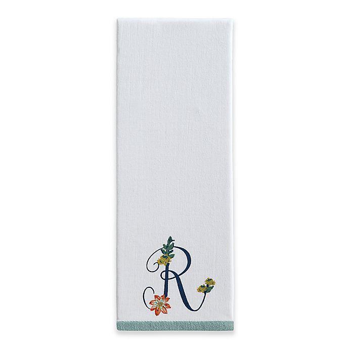 Alternate image 1 for Monogram Floral Letter \