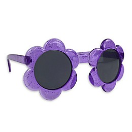 On The Verge Daisy Sunglasses in Purple