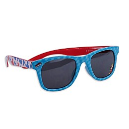 On The Verge Disney® Mickey Mouse Sunglasses in Blue/Red