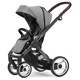 Mutsy Evo Stroller in Dark Grey/Farmer Mist