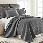 Levtex Home Sasha King Quilt in Charcoal