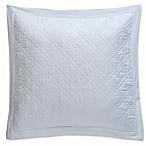 Levtex Home Sasha European Pillow Sham in White