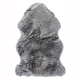 Natural 100% New Zealand Sheepskin Accent Rug