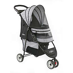 Gen7Pets™ Regal™ Plus Pet Stroller in Grey