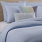 Kenneth Cole Mineral Yarn-Dyed King Duvet Cover in Ocean