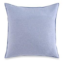 Kenneth Cole Mineral Yarn-Dyed European Pillow Sham