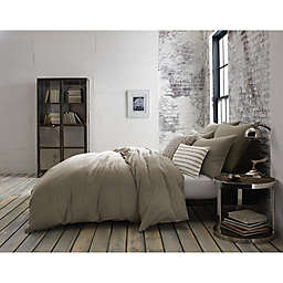 Kenneth Cole Mineral Yarn-Dyed Duvet Cover