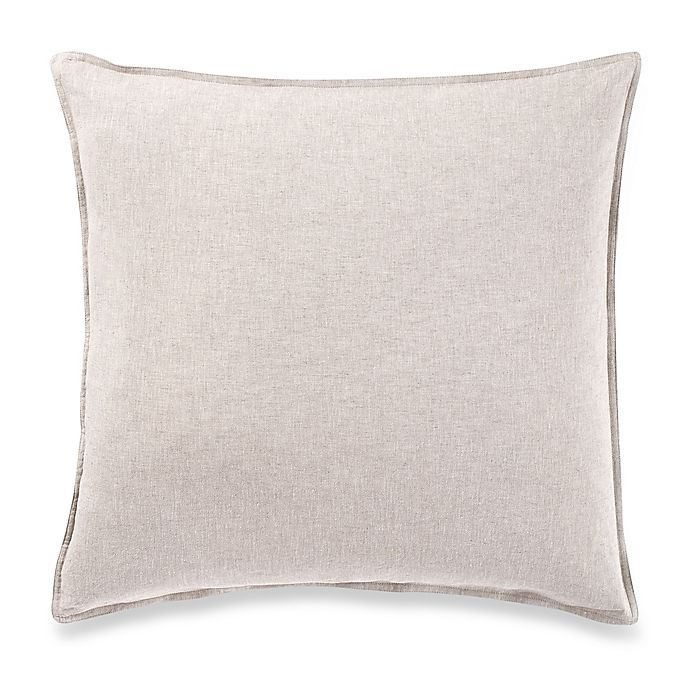 Alternate image 1 for Kenneth Cole Mineral Yarn-Dyed European Pillow Sham