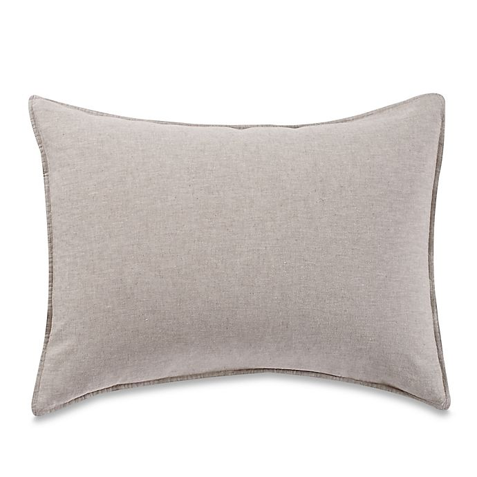 Alternate image 1 for Kenneth Cole Mineral Yarn-Dyed Pillow Sham