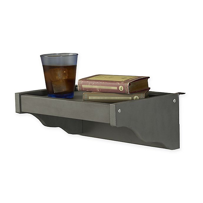 Alternate image 1 for Hillsdale Furniture Lake House Hanging Nightstand