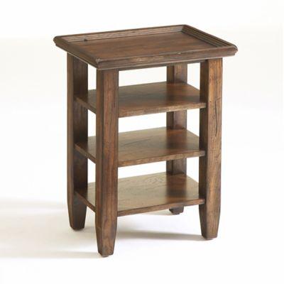 Broyhill Attic Heirlooms Accessory Table In Oak Bed Bath