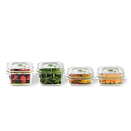 FoodSaver® Fresh 6-Piece Container Set in Clear