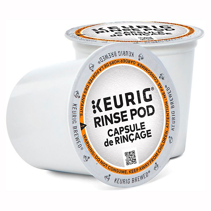 Alternate image 1 for Keurig 10-count Rinse Pods
