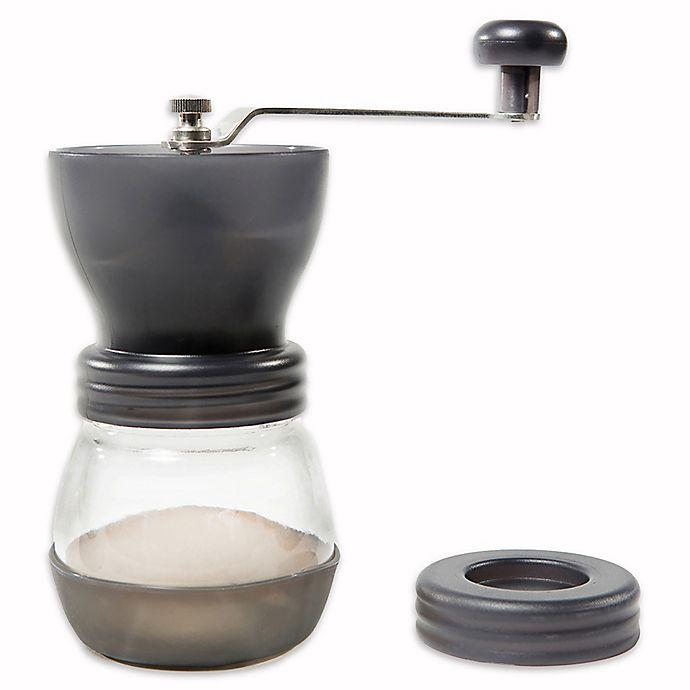 Alternate image 1 for Evengrind 12 oz. Coffee Grinder in Black
