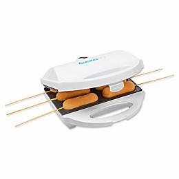 CucinaPro™ 6-Dog Corndog Maker in White