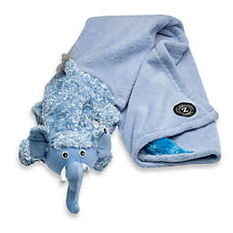 Zoobies® Baby Ellema the Elephant™ 3-in-1 Plush Toy, Pillow and Blanket