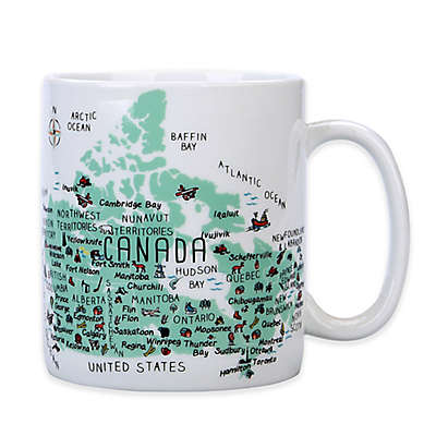 "My Place ""Canada"" Jumbo Mug"