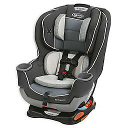Graco® Extend2Fit™ Convertible Car Seat with Cover in Grey