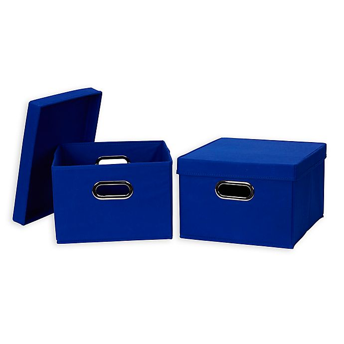 Household Essentials 174 Collapsible Fabric Storage Boxes