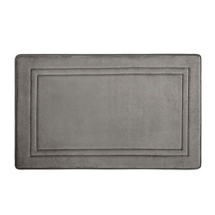 Alternate image 1 for Smart Dry™ Memory Foam Bath Mat