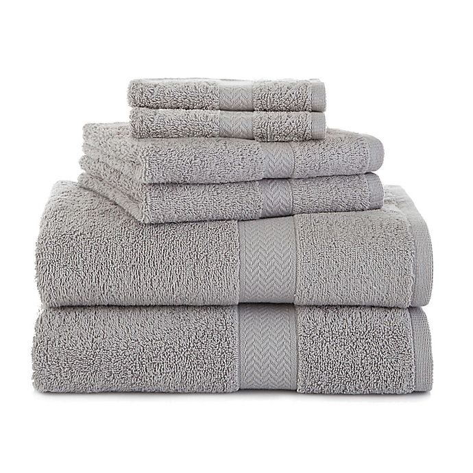 Martex 6 Piece Ringspun Cotton Towel Set