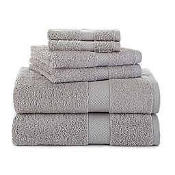 Martex® 6-Piece Ringspun Cotton Towel Set
