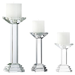 Galway Crystal Paris Candle Holder