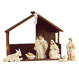 Belleek Holiday Christmas Nativity Collection