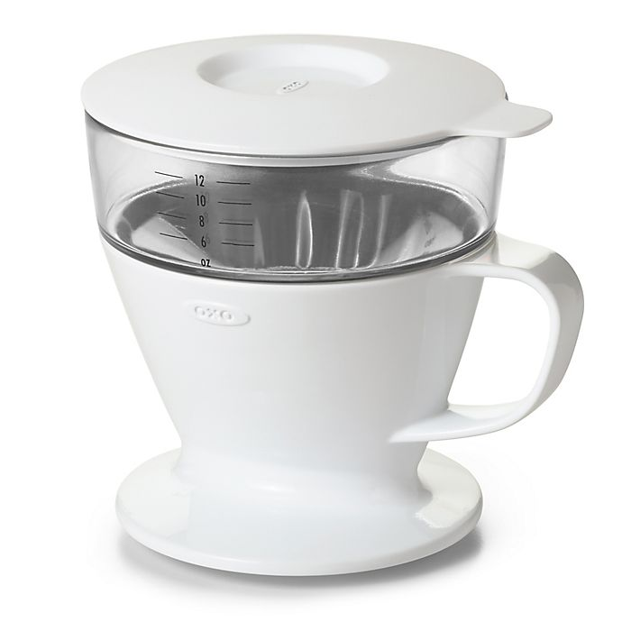 Alternate image 1 for OXO Brew Pour Over Coffee Maker with Water Tank
