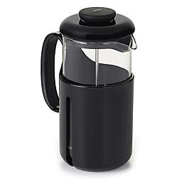 OXO Good Grips® Venture 8-Cup French Press Coffee Maker in Black/Clear