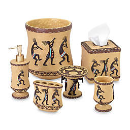 Avanti Kokopelli Bath Accessory Collection