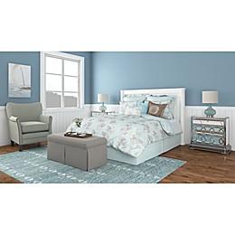 Pretty Pastels Coastal Bedroom