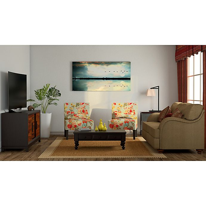 Alternate image 1 for Classic Floral Living Room
