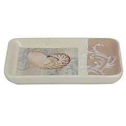 Bacova Ocean Shell Soap Dish