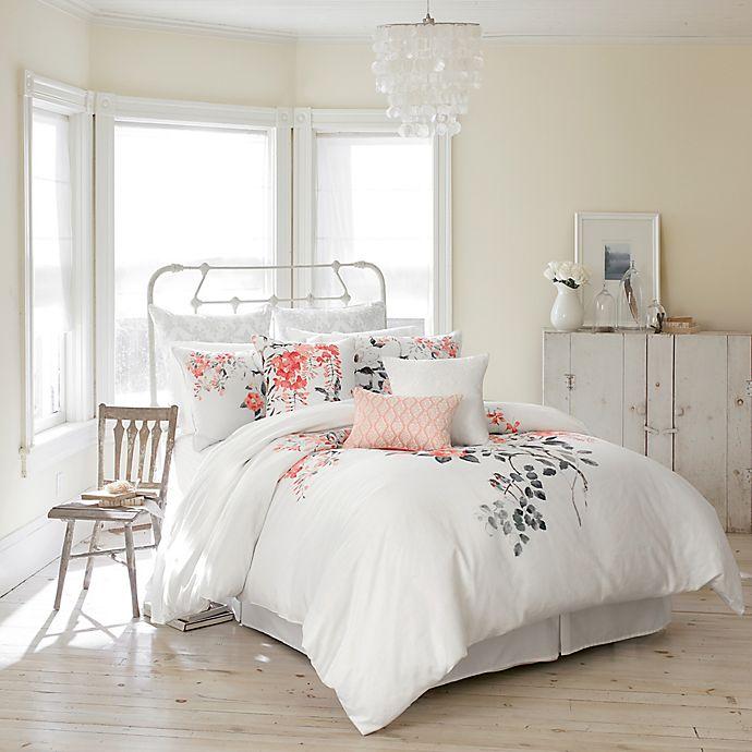 Sanderson Magnolia Blossom Comforter Set Bed Bath Beyond