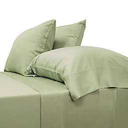 Cariloha® Classic Viscose Made From Bamboo King Sheet Set in Sage