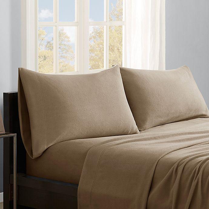 True North by Sleep Philosophy Micro Fleece Twin XL Sheet Set