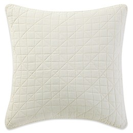 Brooklyn Loom Lincoln European Pillow Sham