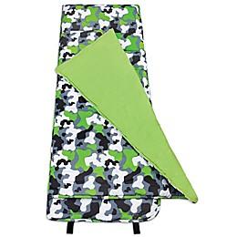 Wildkin Camo Nap Mat in Green