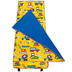 Olive Kids Under Construction Nap Mat in Yellow