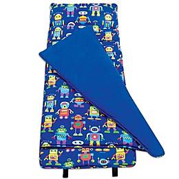 Olive Kids Robots Nap Mat in Blue