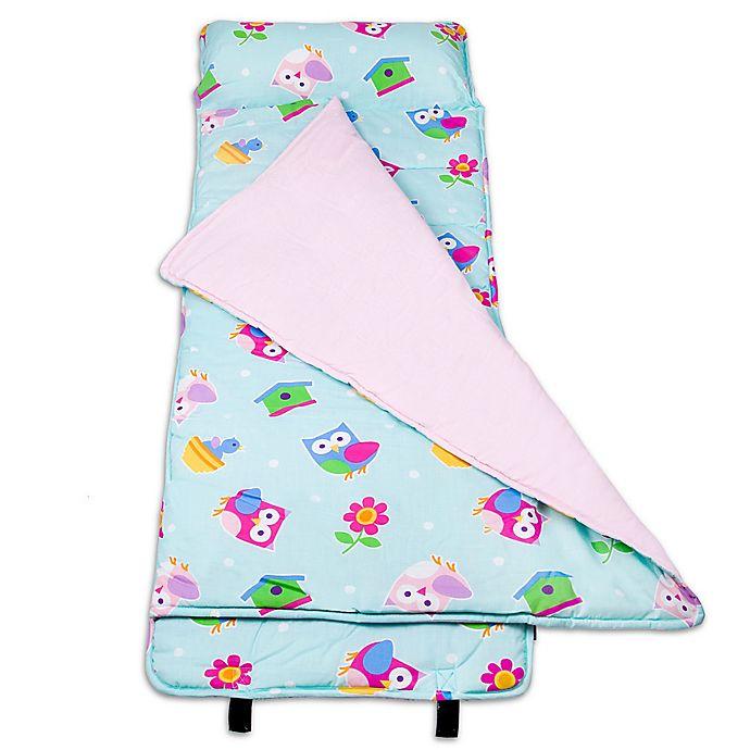 Alternate image 1 for Olive Kids Birdie Nap Mat in Pink
