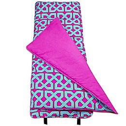 Wildkin Twister Original Nap Mat in Pink