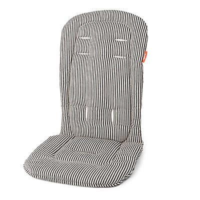 Austlen® Entourage™ Second Seat Liner in Black/White Stripe