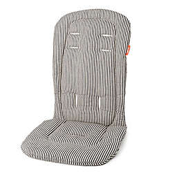 Austlen® Entourage™ Second Seat Liner in Black/White Stripe