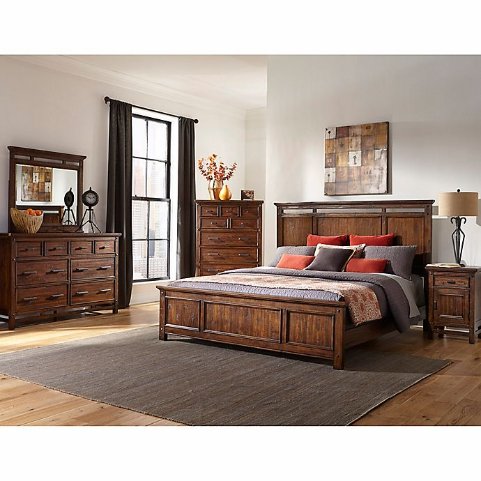 Intercon Wolf Creek Bedroom Furniture Collection